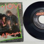 bon jovi livin on a prayer 7 inch