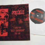 decapitation bodily dismemberment 7 inch