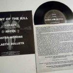 dirt scent of the kill 7 inch